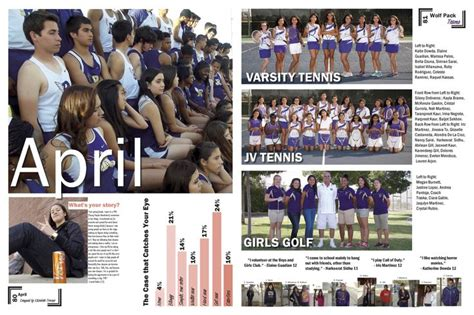 teaching yearbook layout design the legend ridgeview high school bakersfield ca