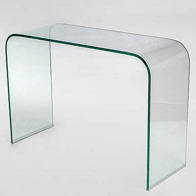 Small Glass Console Table Small Glass Console Table