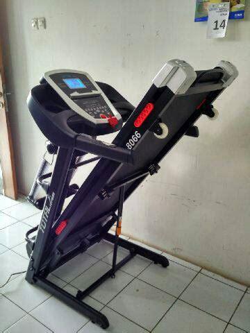 Treadmill Elektrik Tl 622 Karawang treadmill elektrik tl 8066 motor 2 5 hp treadmill elektric