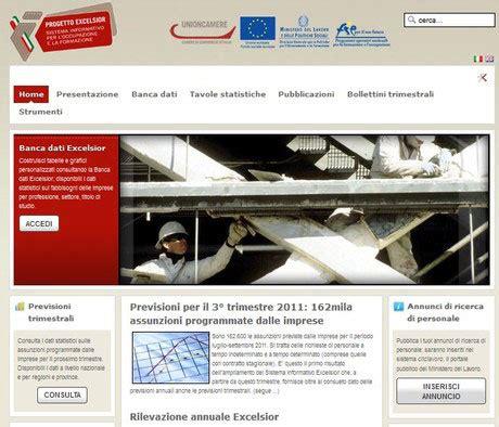 dati excelsior lamezia oggi unioncamere 83 000 posti in piu nel