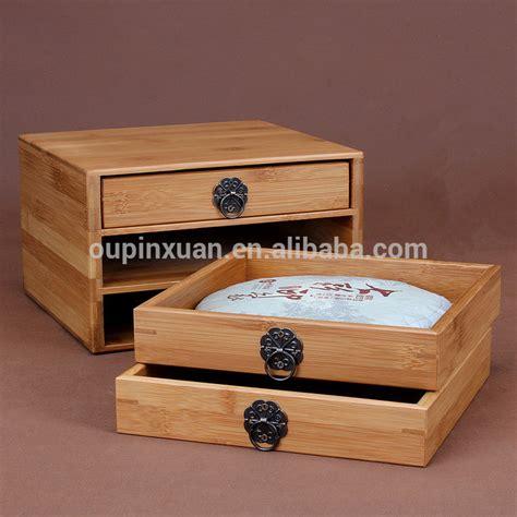 multi drawer desktop organizer multi function storage box bamboo organizer with drawer