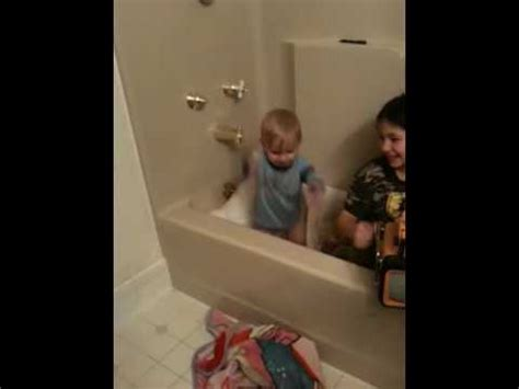 bathtub tornado shelter kids in the bathroom during tornado youtube