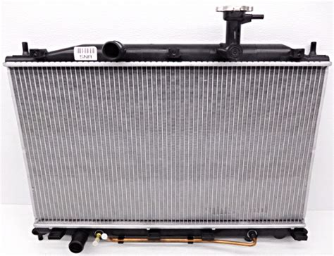 hyundai accent radiator genuine oem hyundai accent radiator 25310 1e151 alpha automotive