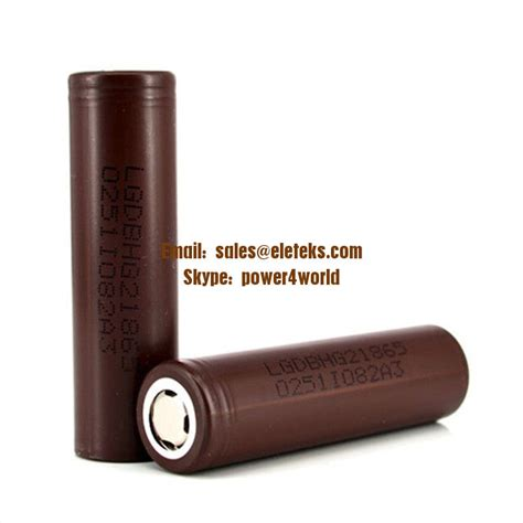 Lg Hg2 18650 Li Ion Battery 3000mah 3 7v With Flat Top lg inr18650hg2 3000mah 3 7v lg 18650 hg2 li ion high discharge current rechargeable battery cell