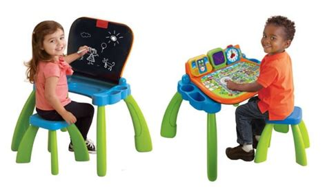activity desk for best price on the vtech touch and learn activity desk