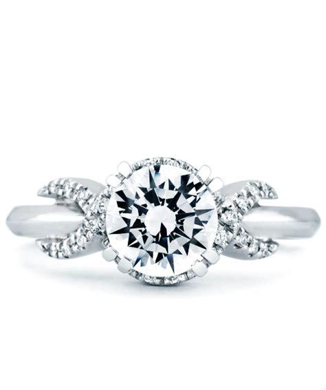 Infinity: Vintage Engagement Ring   Mark Schneider Design
