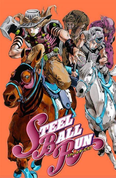 steel run color johnny joestar anime amino