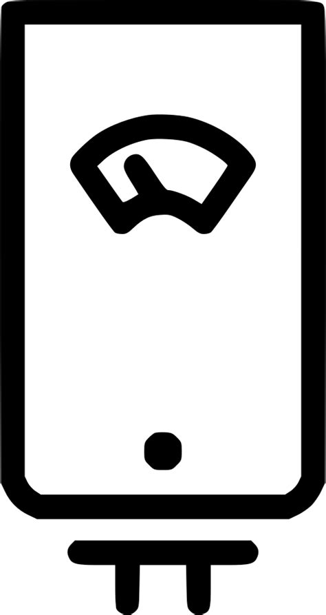 boiler svg png icon