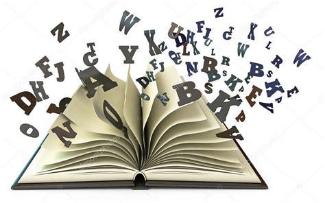 libro el publico 272 letras libro abierto con ca 237 da letras fotos de stock 169 kharlamova lv 17830483