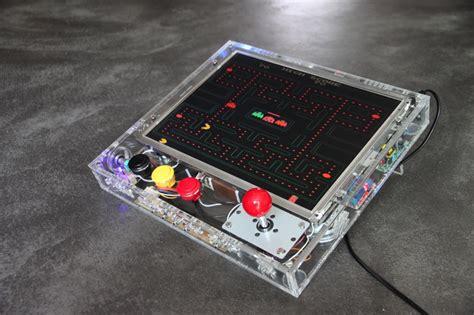 Arcade In A Box Retro Console With Media Center Pc by Retropie Build A Retro Gaming Arcade Console With