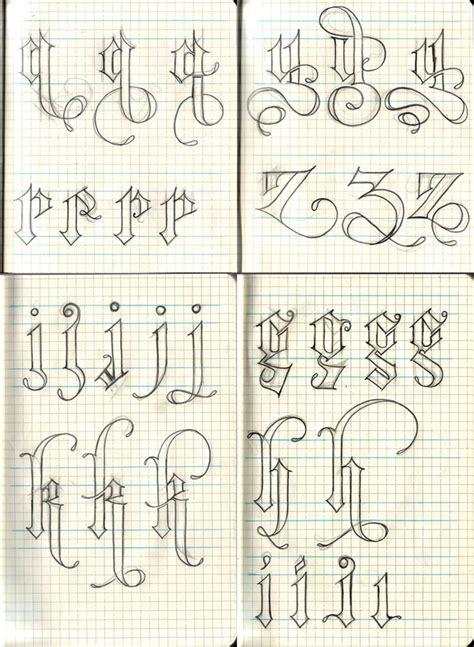 Black Letter Nedir Grafik Tasar箟mc箟 Olmak I 231 In Neler Yap箟lmal箟d箟r Sayfa 2