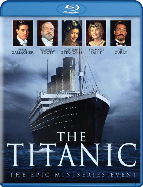 film titanic complet en arabe the titanic the complete mini series event blu ray