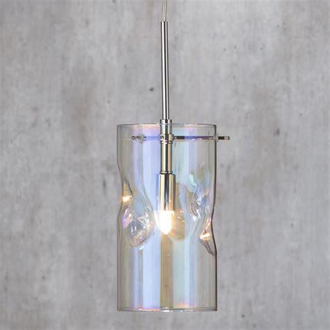 statement pendant lights monet 1 light petroleum tinted glass ceiling pendant