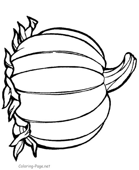 free printable pumpkin coloring pages