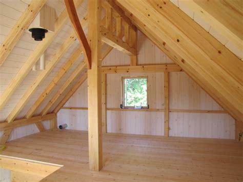 Pitch Pine Interior Doors 22 X 24 Timber Frame Cabin