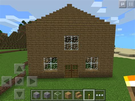 the basic house basic minecraft house