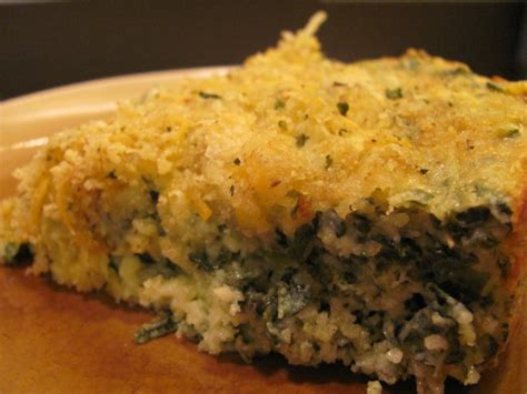spinach cheese pie recipe food