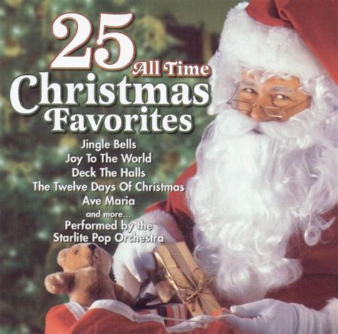 time christmas favorites green starlight pop orchestra songs reviews credits
