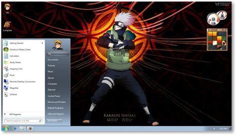themes windows 10 naruto windows 7 naruto theme wallpapers for windows anime themes