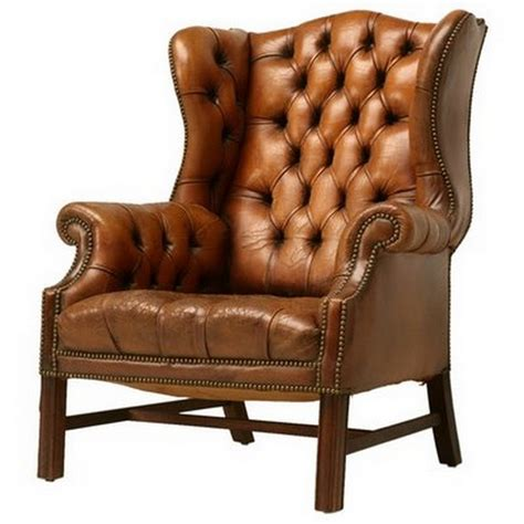 Leather Wingback Chair With Ottoman Design Ideas Chair Design Ideas Luxurious Leather Wing Chairs Design Leather Wing Chairs Leather