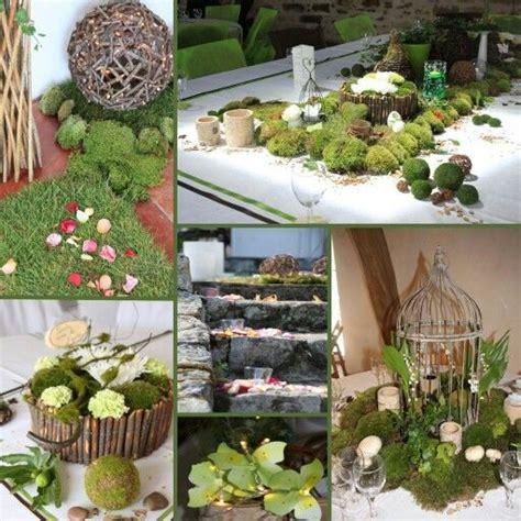 inspirations d 233 co des tables diy mariage nature