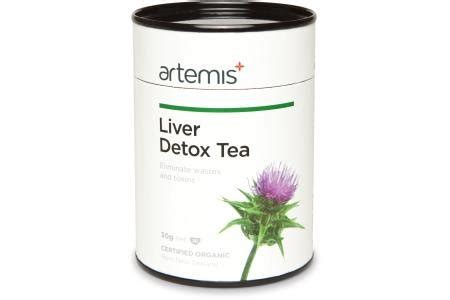 Liver Detox Supplements Nz by Buy Artemis Liver Detox Tea 30g And 60g And 150g