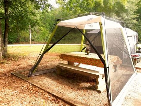 coleman screen house with awnings coleman screened canopy review versatile easy sa weet