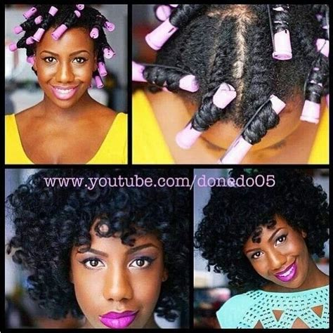Hairstyles For Hair Twist Out With Perm by Hair How To Twist Out With Perm Rods