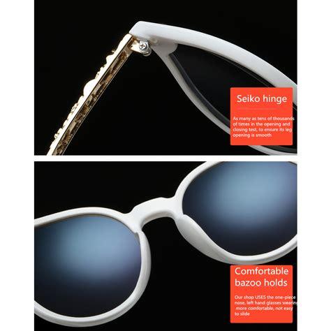kacamata wanita anti uv skull bone black gray jakartanotebook