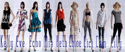 The Mannequins Are Getting Bigger by Amt Mannequins Increase Sales By Demonstrating Your