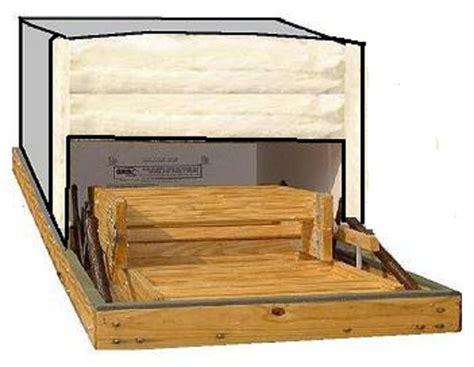 battic door s e z hatch attic access door is the solution