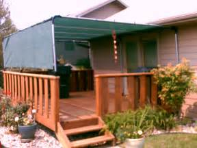Patio Covers With Deck On Top Deck Patio Cover Genesis Enterprises