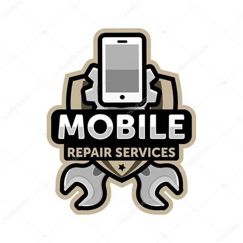 mobile repair mobile repair logo stock vector 169 natalimis 129166352