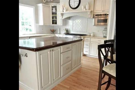 diy painted kitchen cabinets how to