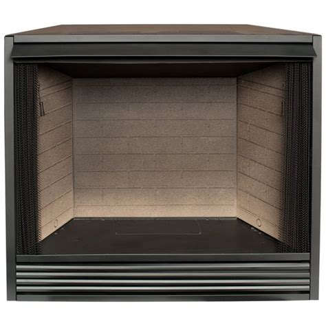 Gas Fireplace Trim Kits by Trim Kit For Procom Ventless Fireplace Firebox Procom