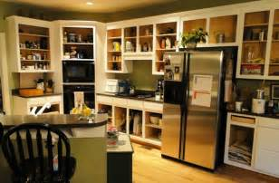 Kitchen Cabinets Without Doors by Kitchen Ideas No Cabinets Interior Amp Exterior Doors