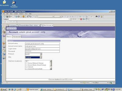 lotus notes to gmail sales it tech transfer lotus notes email to gmail and