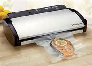 vaccume sealers come conservare gli alimenti sottovuoto