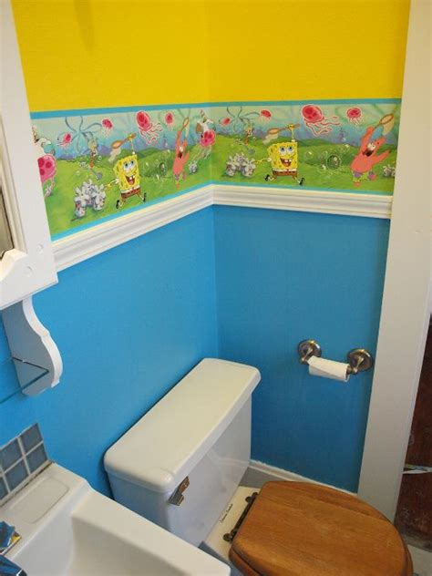 spongebob bathroom decor 71 best images about sponge bob on pinterest boys