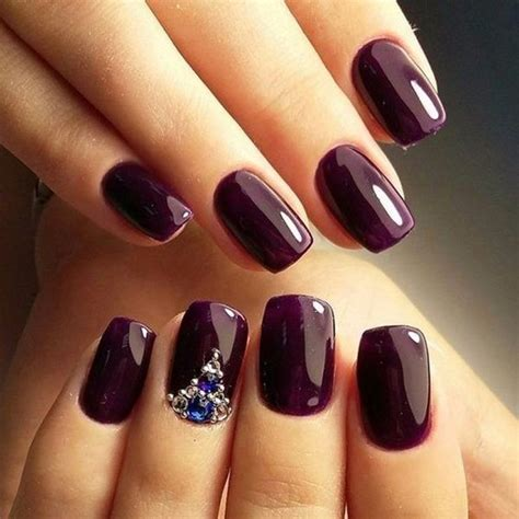 plum nail color 37 most popular nail colors of 2019 nails plum