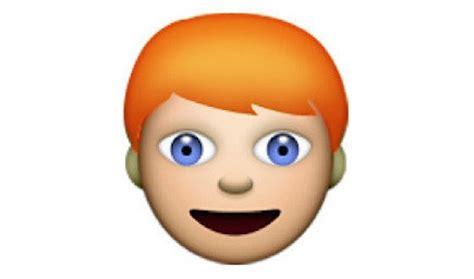 apple emoji 10 2 ttf des roux font une p 233 tition et demandent 224 apple un emoji