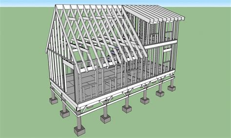 pier and beam house plans post and pier foundation house pier and beam foundation