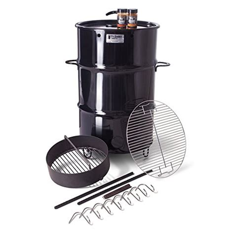 Building A Pit Barrel Smoker Barrel Smoker Drum Smoker And Drum Smoker Best Smokers 10 Of The Best Barbecue Smokers On The Market
