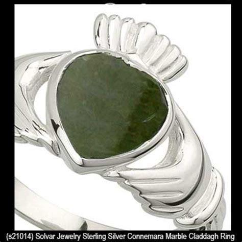Marble Ring connemara marble rings