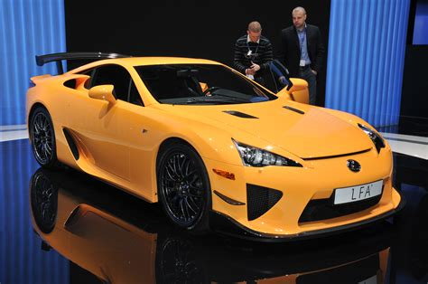 lexus lfa engine what s your favourite car gnd tech