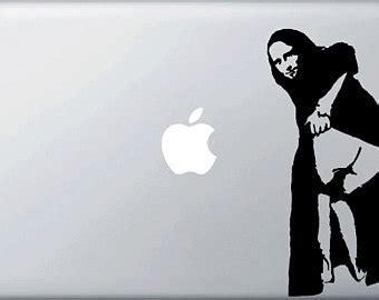 Tokomonster Decal Sticker Mona Mooning Macbook Pro And Air da vinci decal etsy