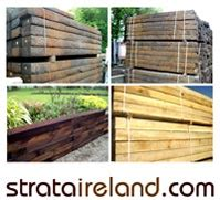 Railway Sleepers Belfast by Strata Cookstown Railway Sleepers Ireland Decorative