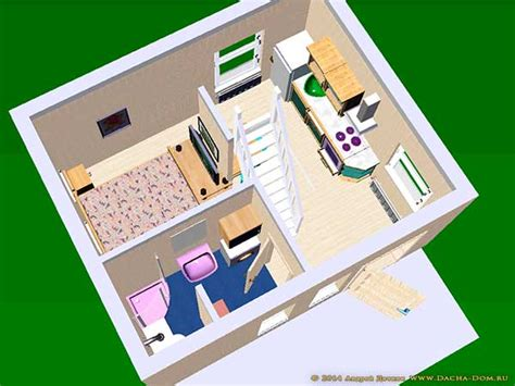 Small Open Concept House Plans Small House Project