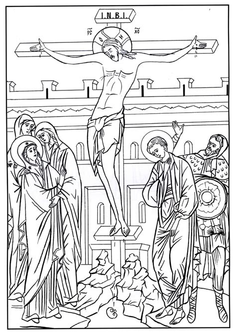 free coloring pages of jesus holy sabbath day