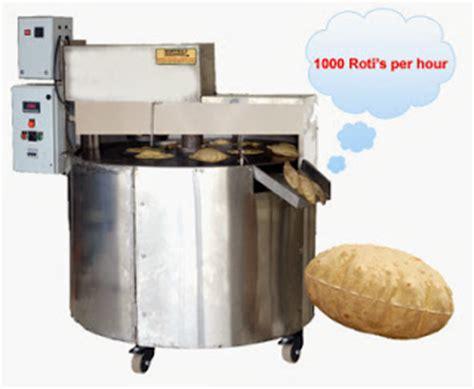 design of roti maker roti automatic 1000 rotis per hour wow home made rotis